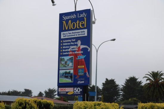 Spanish Lady Motel 1 - Picture of Spanish Lady Motel, Napier
