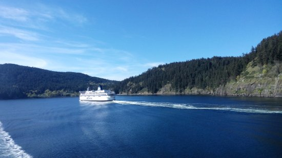 Nanaimo, Canadá: BC Ferries