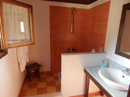 Stemnitsa, Grækenland: winter's room bathroom