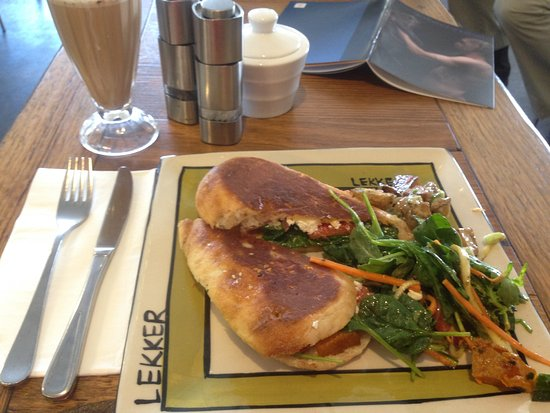 Cafe Lekker Ballarat Menu