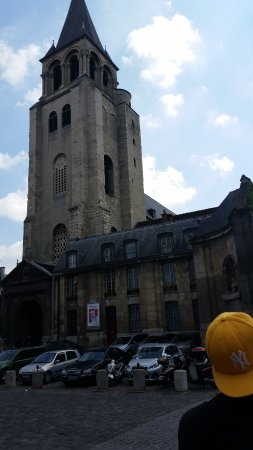 Photo of Monument / Landmark Church of Saint-Germain-des-Pres at 3 Place Saint Germain Des Pres, Paris 75006, France
