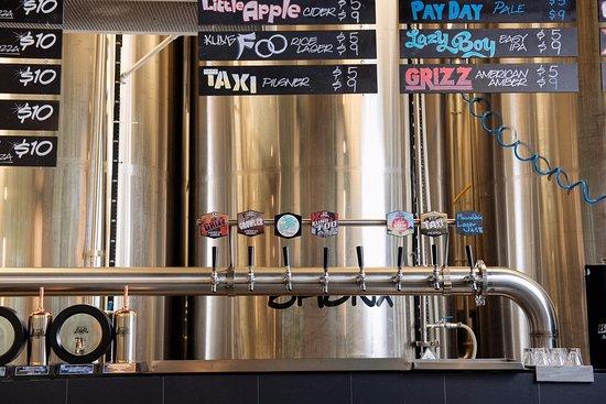 Moorabbin, Australia: Bar