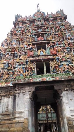 Nagapattinam, Indien: Sri Agneeswaraswami Temple 2