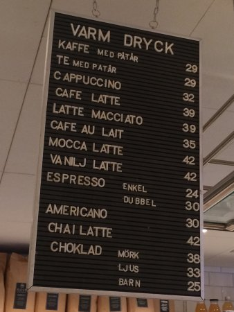 Classical coffee