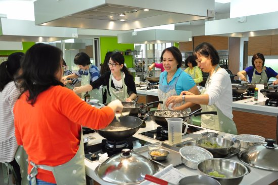 Yamicook cooking class