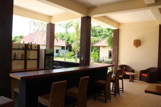 Gerokgak, Indonesia: the bar