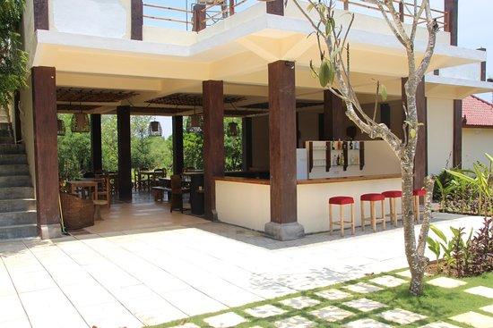 Gerokgak, Indonesia: pool bar