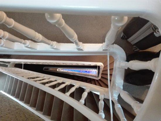 Esperance: Vista de las escaleras