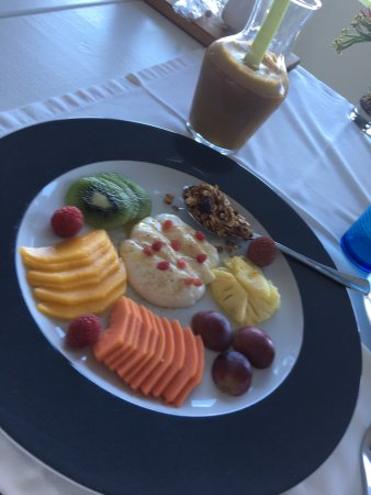 Stanford, Sudáfrica: A healthy start of the day