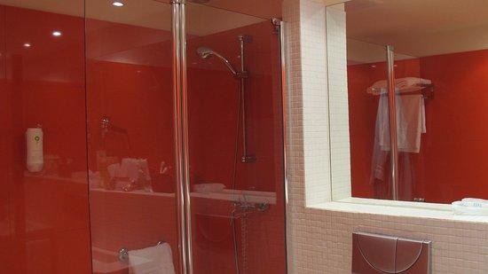 abba Palacio de Arizon Hotel: Great water pressure, nice shower
