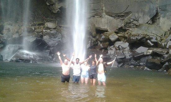 Tangalle, Sri Lanka: Rawana Water Fall