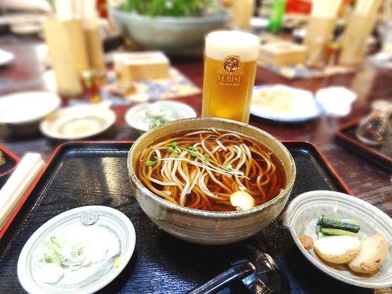 Sobashichi: お蕎麦