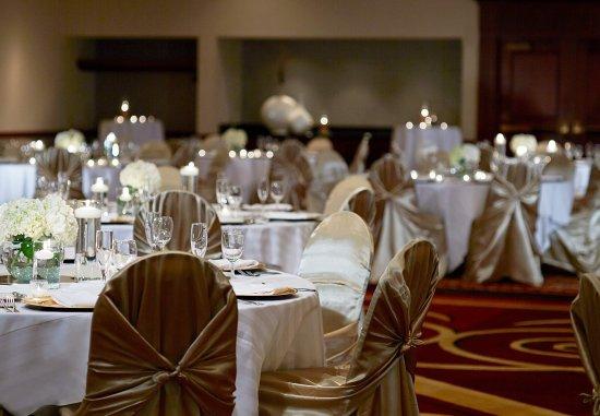 Hebron, KY: Ballroom - Wedding Reception