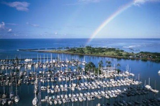 Hawaii Prince Hotel Waikiki: Rainbow View