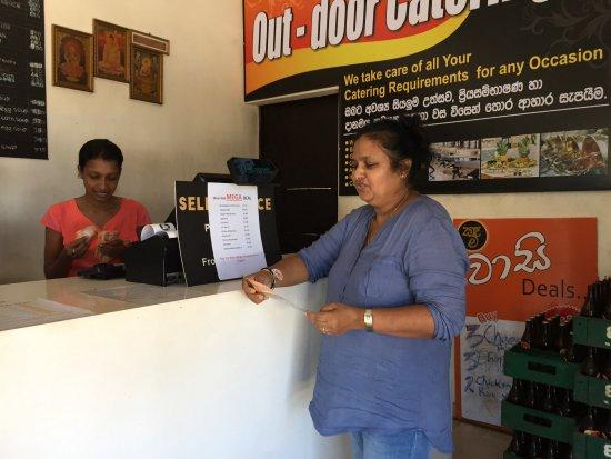 Panadura, Sri Lanka: Kaema Kaema