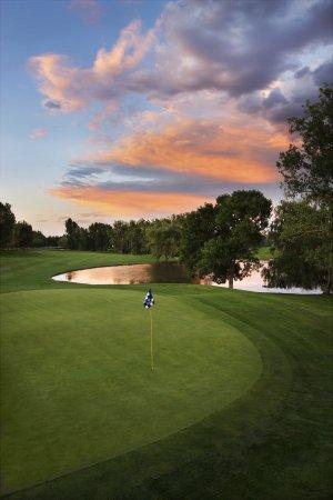 Hilton Denver Inverness: Inverness_Golf_Flag