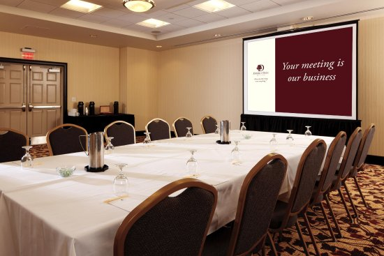 DoubleTree by Hilton Hotel Pittsburgh - Monroeville Convention Center: Youghiogheny Meeting Room