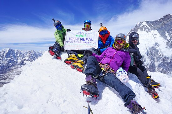 View Nepal Treks & Expedition