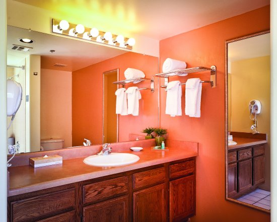 Starr Pass Golf Suites: Standard Bathroom