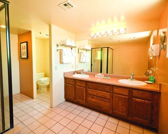 Starr Pass Golf Suites: One Bedroom Bathroom
