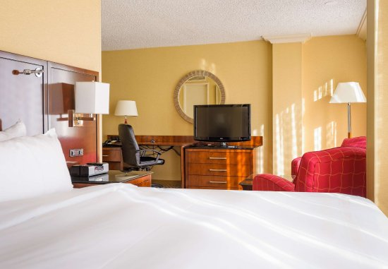 Houston Marriott West Loop by The Galleria: Executive Guest Room