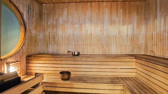 Eskilstuna, Suecia: Sauna