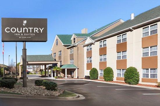 Country Inn & Suites By Carlson, Dalton: Exterior