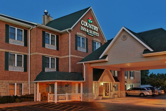 Country Inn & Suites By Carlson, Galena IL: Exterior