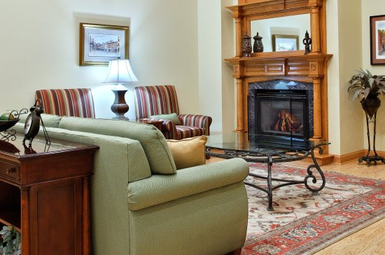 Country Inn & Suites By Carlson, Galena IL: Lobby