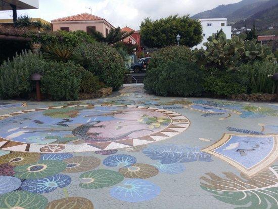Las Manchas, Spain: Tolles Mosaik