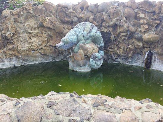 Las Manchas, สเปน: Brunnen