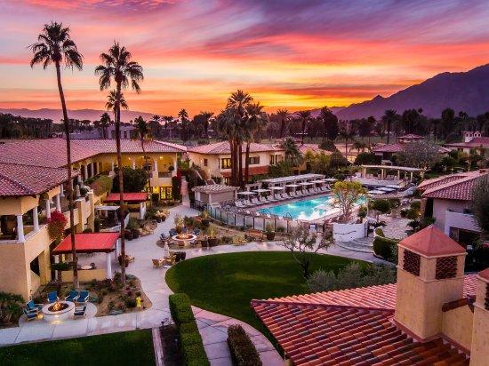 Miramonte Indian Wells Resort & Spa: Resort Area