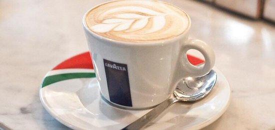 Piedimonte Etneo, Italia: Cappuccino
