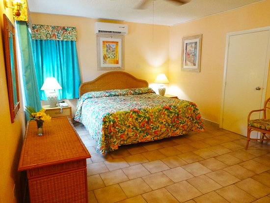 Timothy Beach Resort One Bedroom Suite Bedroom A