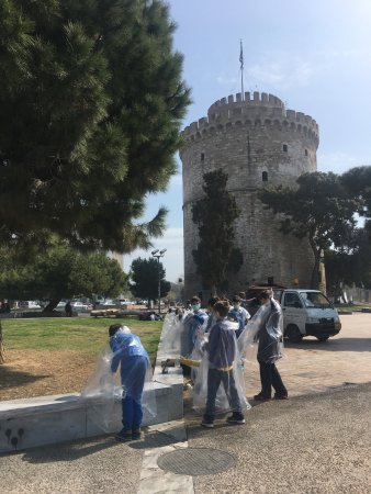 Photo of Monument / Landmark White Tower of Thessaloniki at Λεωφόρος Νίκης, Thessaloniki 546 40, Greece