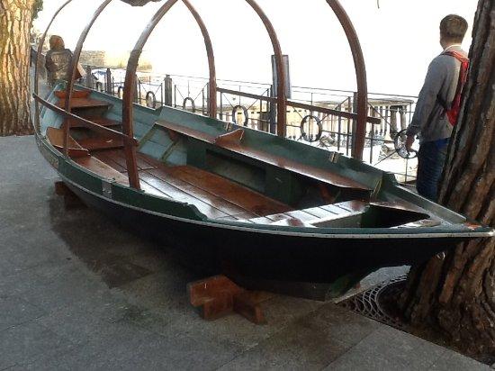 Lenno, Italia: Imbarcazione tipica