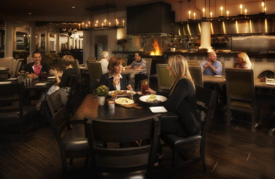 The Scottsdale Resort at McCormick Ranch: The Scottsdale_Dining_KWRoom