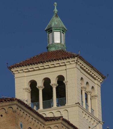 Courtyard San Diego Downtown: Exterior Cupola
