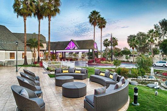 เดลมาร์, แคลิฟอร์เนีย: Outdoor Event Space for Ballroom