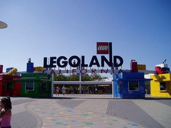 Del Mar, Kalifornien: Legoland