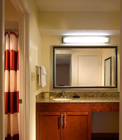 Residence Inn St. Petersburg Clearwater: Bathroom Vanity