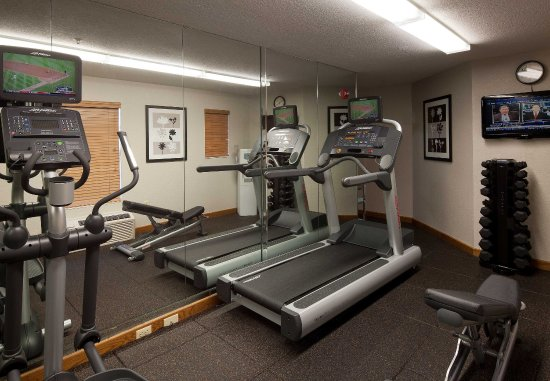 TownePlace Suites Fort Lauderdale West: Fitness Center
