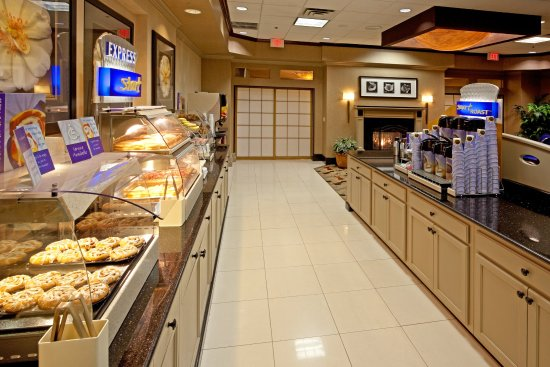 Stony Brook, État de New York : Get an Express Start to your day with our complimentary breakfast