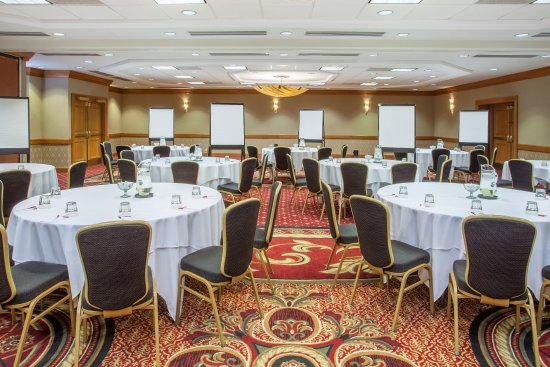 Crowne Plaza Hotel Chicago - Northbrook: Banquet Room