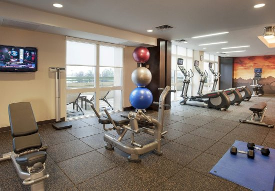 Tysons Corner, Wirginia: Fitness Center - Weights