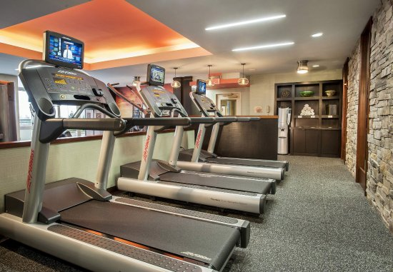 Tysons Corner, Wirginia: Fitness Center   Cardio Equipment
