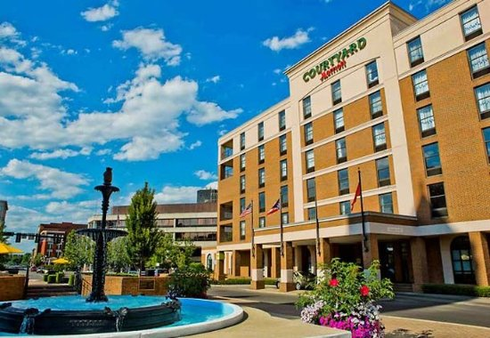 Photo of Courtyard Springfield Downtown