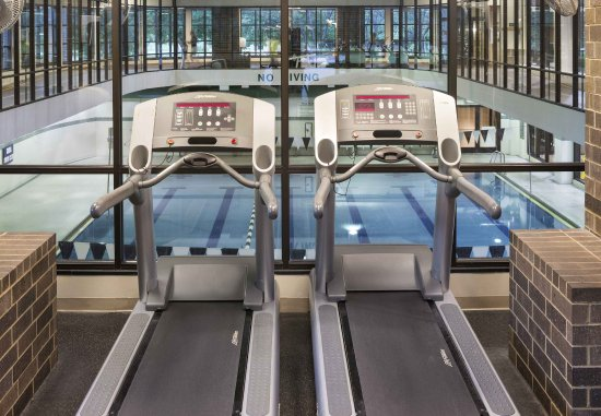 Edina, MN: Edinborough Park Fitness Center & Track