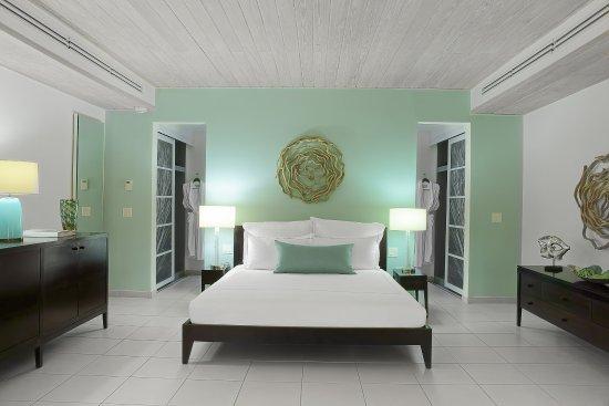 كارلايل باي: Ocean Suite Bedroom