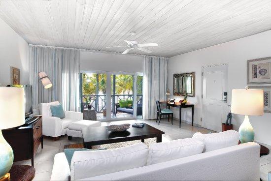 كارلايل باي: Ocean Suite Living Room